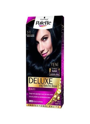 Palette Palette Deluxe Krem Boya 1-1 Renkli